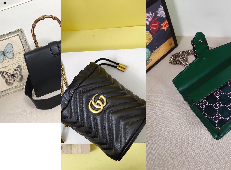 gucci bolsas de mujer